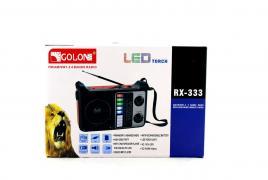 Радио RX 333 BT (16) в уп. 16 шт.