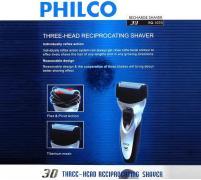 Бритва PHILCO RQ-1058 (60) в уп. 60шт.