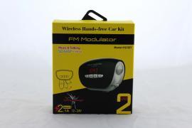 Трансмитер FM MOD. H21 + BT (100) в уп. 100шт.