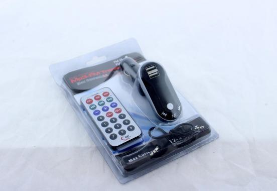 Трансмитер FM MOD. CM i9 (200) в уп. 200шт.