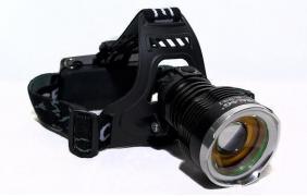 Налобный фонарь BL T619 (120) в уп. 60 шт.