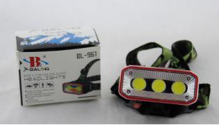 Налобный фонарь BL 963/961 (240)
