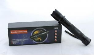 Фонарик BL 1102 + отпугиватель (120) 20шт./уп.
