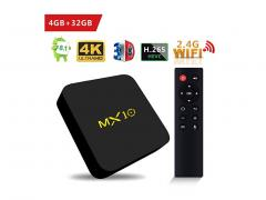 Android TV приставка MXQ Pro
