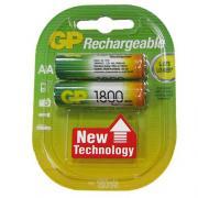 Аккумулятор GP Rechargeable HR-6 1800mAh (HR6,size AA,NiMN) Цена за 1шт