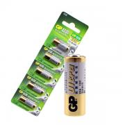 Батарейка щелочная GP HIGH VOLTAGE 23A 5шт/блистер (Цена указана за 1шт)