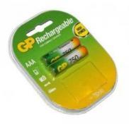 Аккумуляторы GP HR03/AAA 750mAh 2шт/блистер (Цена указана за 1шт)