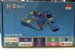 Приставка H96 mini 4+32GB
