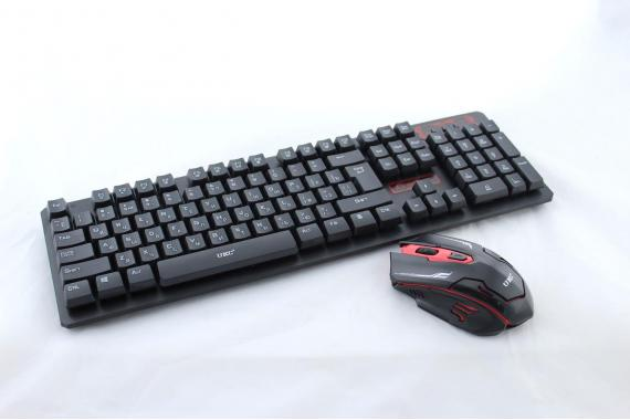 Клавиатура KEYBOARD HK-6500 (30) в уп. 30шт