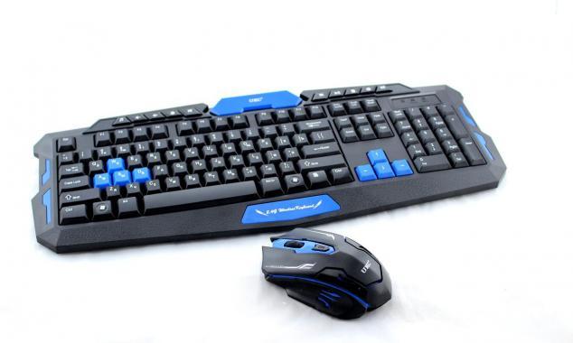 Клавиатура KEYBOARD HK 8100 (20) в уп. 20шт