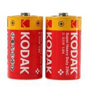 Батарейка солевая KODAK R20P/D 2шт/пленка (Цена указана за 1шт)