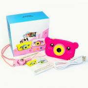 DVR baby camera X 500B Детский фотоапарат МИШКА (100)