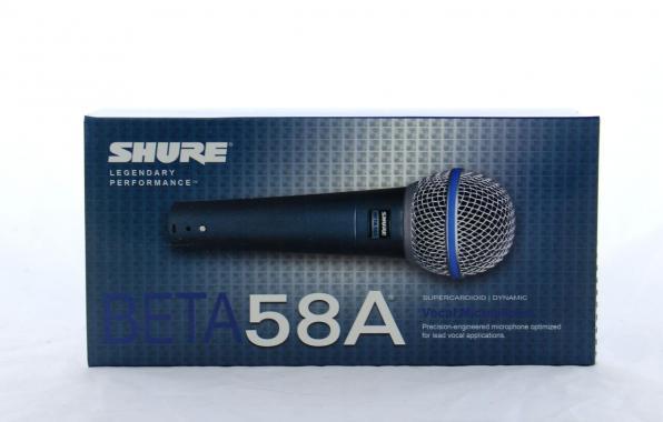 Микрофон DM Beta 57A (проводной) (30) в уп 30шт.