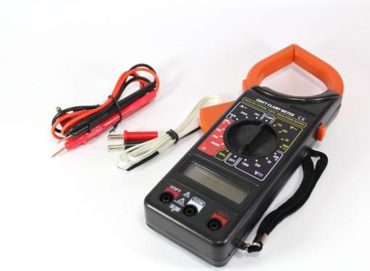 Мультиметр DT 266 FT (40) в уп. 40 шт.