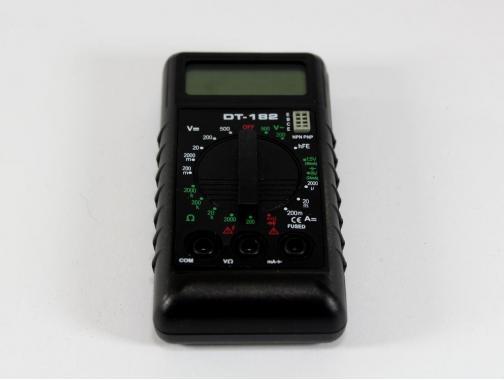 Мультиметр DT 182 (100) в уп.10 шт.