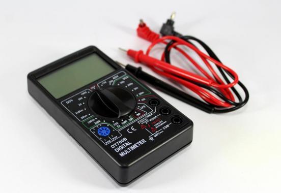 Мультиметр DT 700B (26102) (100) в уп. 100шт.