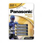 Батарейки Panasonic - Alkaline Power АА L03 1.5V 4/48/240шт Цена за 1шт