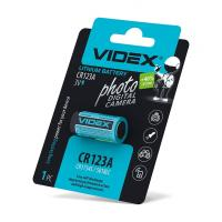 Батарейка литиевая Videx CR123A 1pc