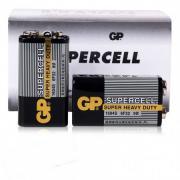 GP supercell солевая 9V Крона