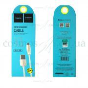 USB Кабель Hoco micro X1 белый